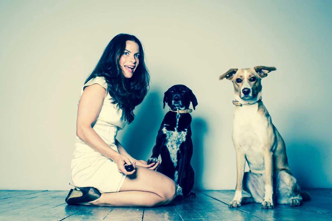 Service Tierkommunikation Jeannette Schwab